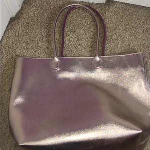 Bronze/Gold Tote Bag Brand New